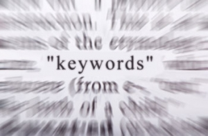 A importância da palavra-chave