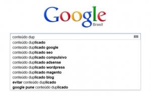 Google deverá punir sites que utilizarem conteúdo duplicado