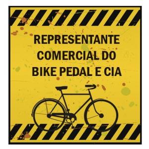 Seja um Representante Comercial do Bike Pedal e Cia