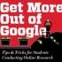 Pesquise no Google com mais eficiência