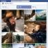 Facebook cria novo layout para seção de fotos