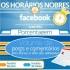 Infográfico mostra quais são os horários nobres do Facebook